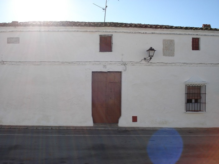 Casa de Los Duques de Feria
