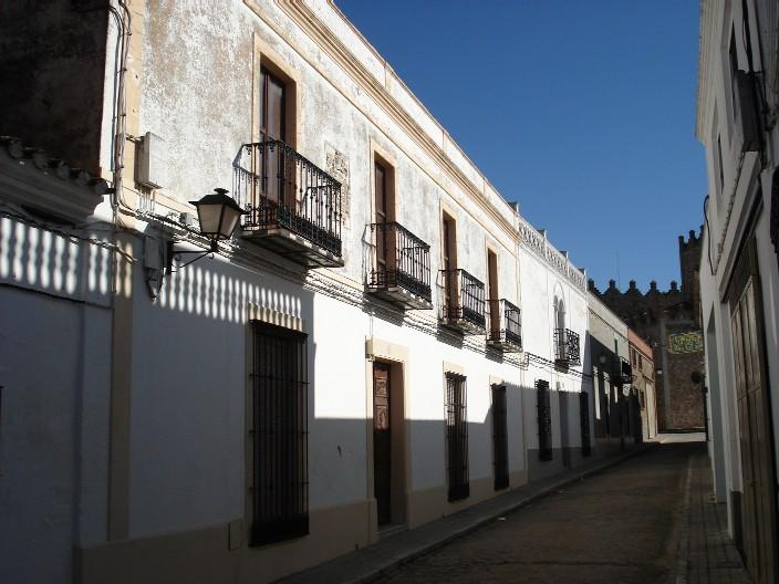 Casa Solariega siglo XIX