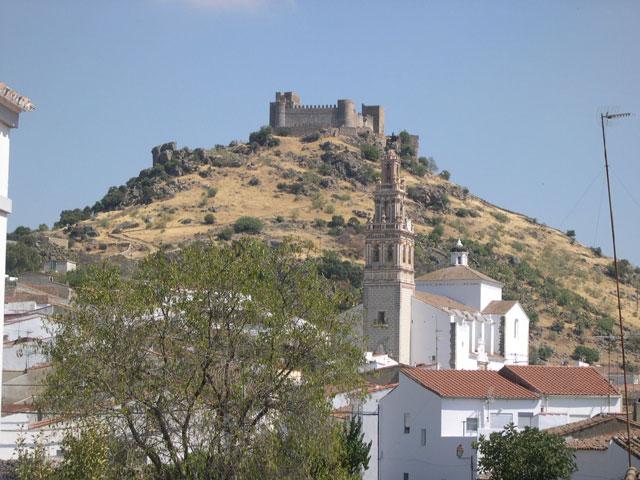 Castillo panoramica