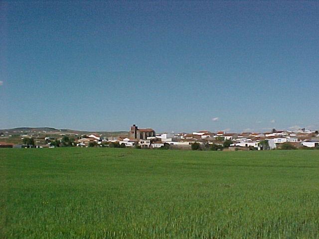 Panorámica Puebla de Sancho Pérez