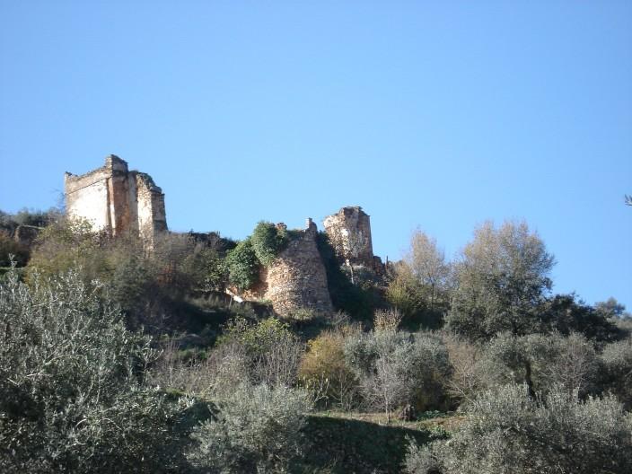 Ruinas del Convento de San Onofre