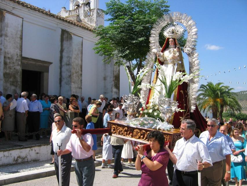 Virgen del Valle Valverde