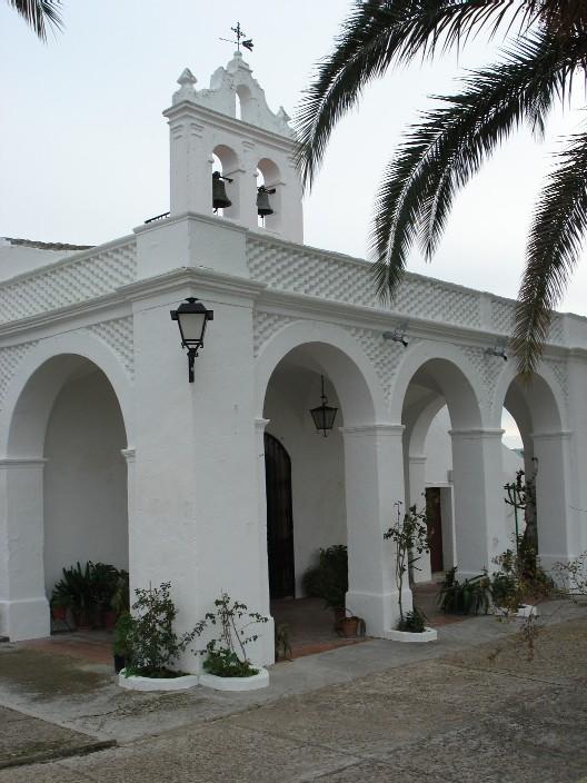 Ermita Ntra. Señora del Valle - Valverde de Burguillos